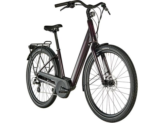 ORBEA Optima E50 E-citybike violet (2019) | City